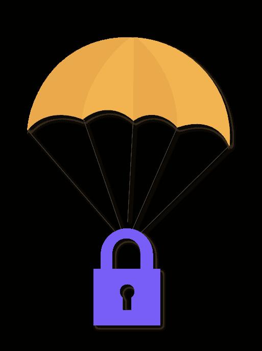 Privacy Parachute