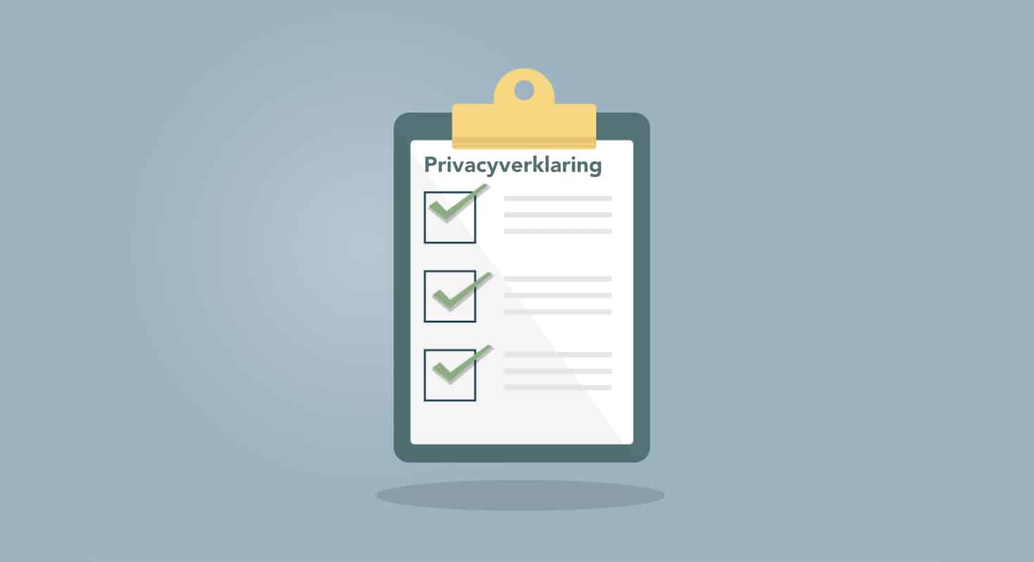 Eisen Privacyverklaring