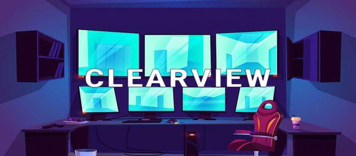 Clearview gezichtsherkenning