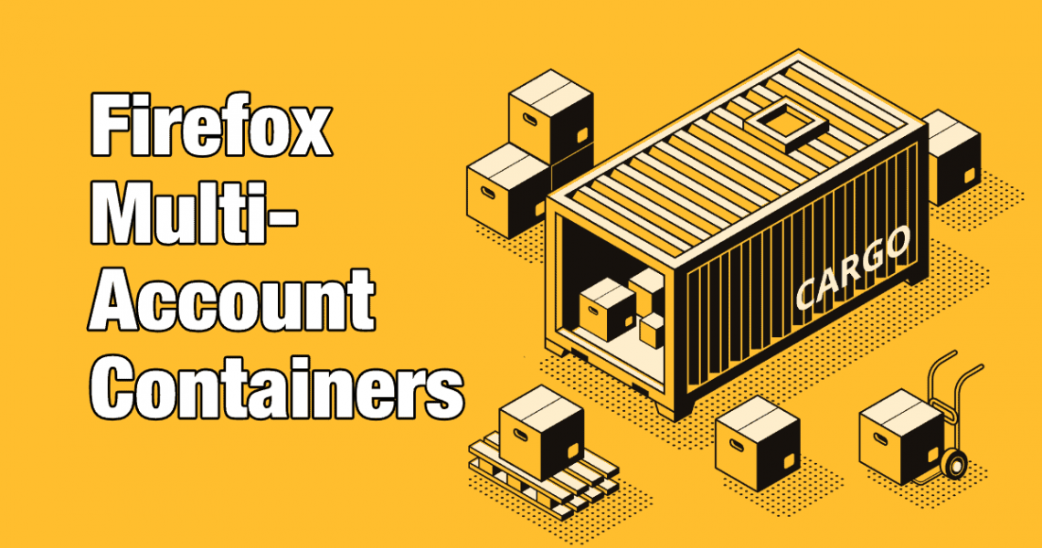 firefox multiaccount containers