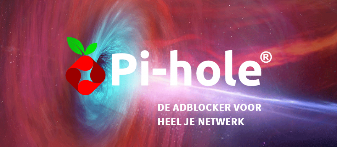 pi-hole installeren